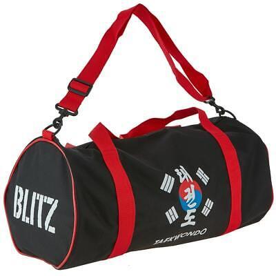 NUOVO BLITZ Arti Marziali DRUM BAG Palestra Karate Kickboxing Judo Taekwondo 5 Stili