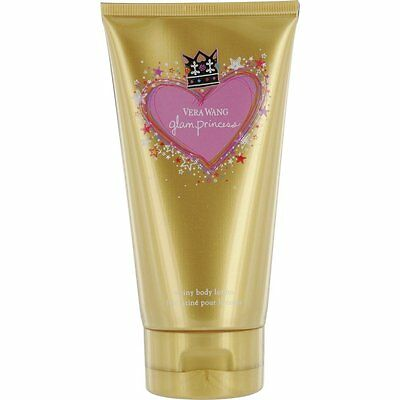 Glam Princess 150ml Satiny Body Lotion Spray for Women by Vera Wang