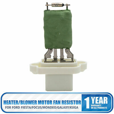 Heater Blower Motor Fan Resistor 1325972 For Ford Focus C-Max Fiesta MK6 Fusion