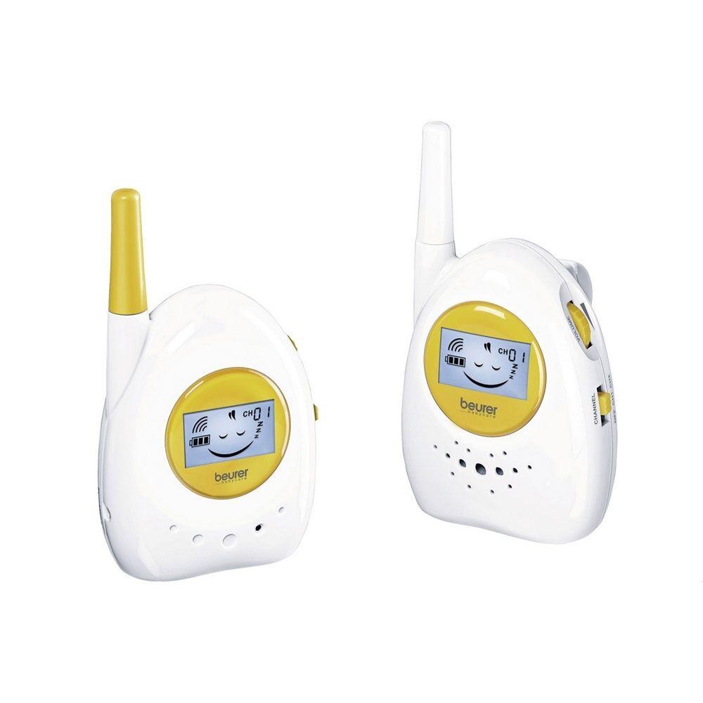Beurer By 99 Dual Babyphone Elterneinheit Mit Kamera