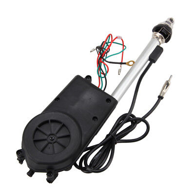 Auto Car Fahrzeugantennen Elektrische Antenne AM FM Radio Automatik Booster Kits
