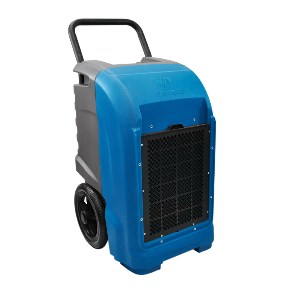 XPOWER XD-125 76 Pint Commercial Industrial Dehumidifier w A