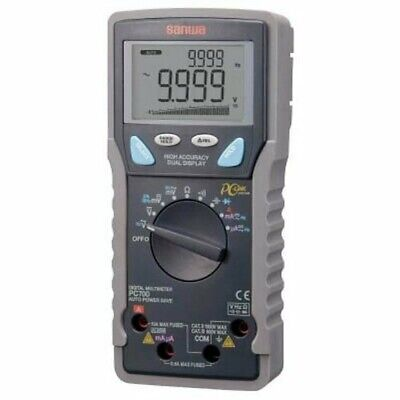 Sanwa Digital Multi Meter Pc-700 4981754023100 1000v 10a 40m 8755179mm