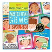 MATCHING / MEMORY GAME - TRAVEL SIZE * Educational *