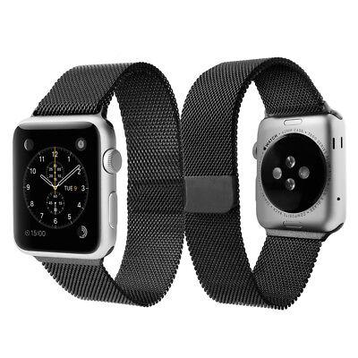 Spigen® Apple Watch [A300] 42mm Milanese Band Milanese Loop for Apple Watch
