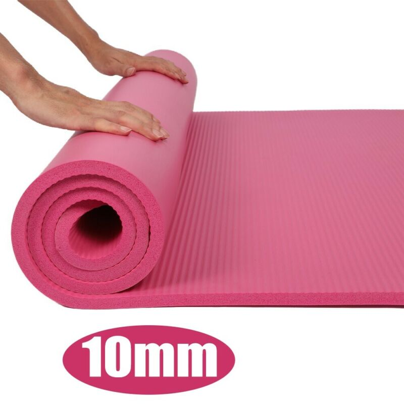 4/10MM Mat Non-slip Durable Gym Extra