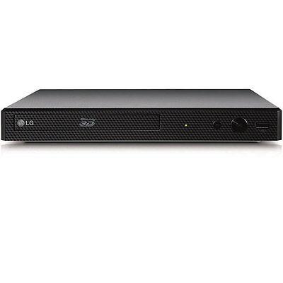 LG Smart 3D Wi-Fi Streaming Blu-ray Player - BP550