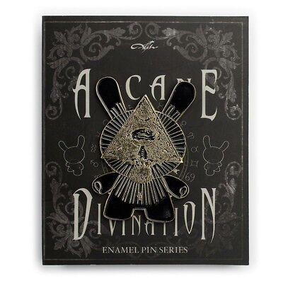 "The Magician - Arcane Divination Pin Series 2"" Soft Enamel Lapel Pin Kidrobot"