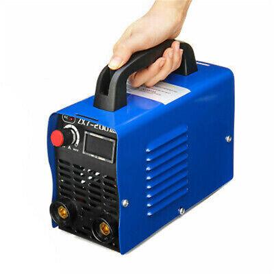 4000w Digital 200a Mma Arc Welding Machine Dc Igbt Inverter Rod Stick