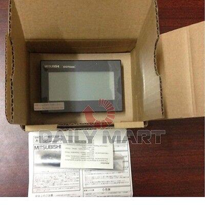 New Mitsubishi Gt1020-lbd-c 3.7 Hmi Operator Touch Screen Panel Display