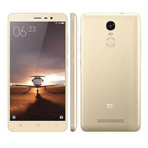 Xiaomi Redmi Note 3 Pro 4G LTE Gold 32GB 16MP SEALED Mobile Phone Adelaide CBD Adelaide City Preview