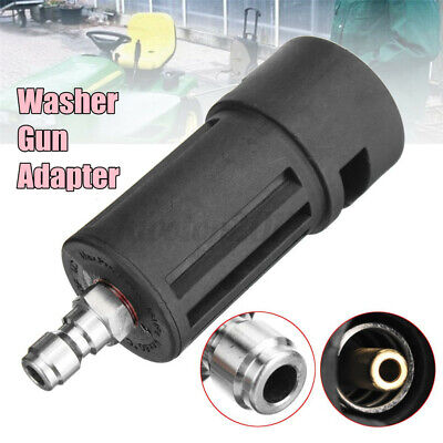 Pressure Washer Gun Lance Fitting Adapter For Karcher K To 14 Quick Connec