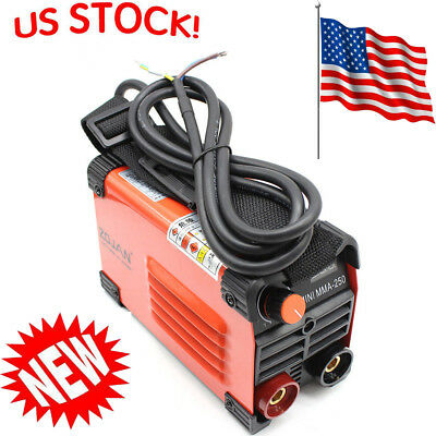 220v Ac Inverter Welder Mini Handheld Arc Welding Machine Mma 20-160a Igbt Best