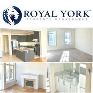 4 BEDROOMS+DEN/ 5 BATHROOMS - NEW HOUSE FOR RENT @ RICHMOND HILL