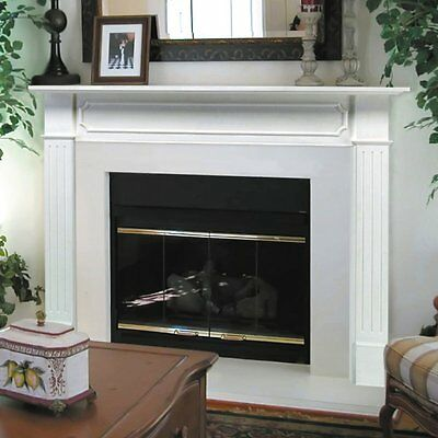 Pearl Mantels Berkley Wood Fireplace Mantel Surround
