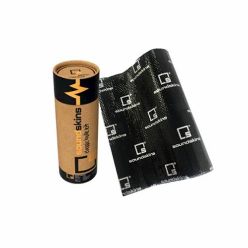 Soundskins Classic Bulk Kit Sound Deadener in Black 38.75 Sq. Ft.