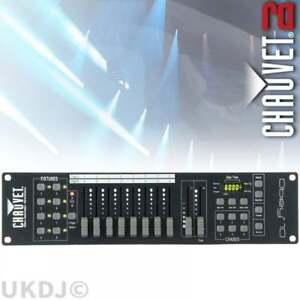 Chauvet Obey 10 Universal DMX Lighting Controller 128 CH Disco DJ Lighting Desk