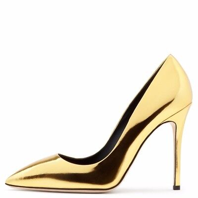 New Women Stiletto Pointed Toe High Heel Shoes Patent Leather Big Size - Stiletto Heels Wholesale