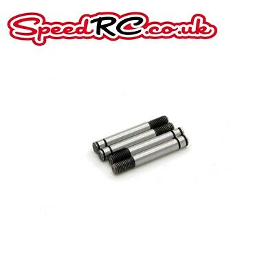 SpeedRC Hardened Shock Shaft 3.2 x 24mm (4pcs) Ideal for replacing 50mm (Hardened Replacement Shaft)