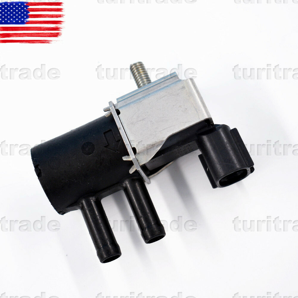 Genuine Vapor Canister Purge Solenoid Valve For Nissan Infiniti 14935JF00A FREE