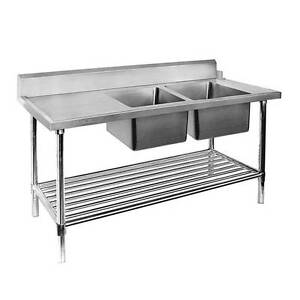 Double Bowl LH Feed Dishwasher inlet Bench Normal RRP $1220.89 Narre Warren North Casey Area Preview