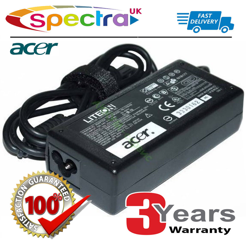 Image Genuine Original Acer Aspire R7 Series Laptop AC Adapter Power Supply Charger