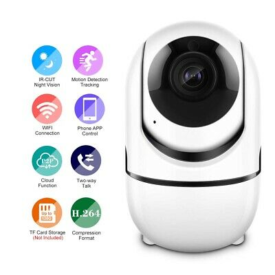 1080P IP Camera Home Security WIFI Camera Wireless Baby Monitor Motion Detection Wireless Motion-detection -