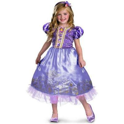 Rapunzel Costume For Girl (Disguise Halloween Costume Disney's Tangled Rapunzel Girl's Princess M)