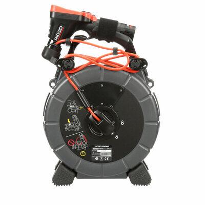 Ridgid 40788 Seesnake Microdrain D65s And Micro Ca-300 System