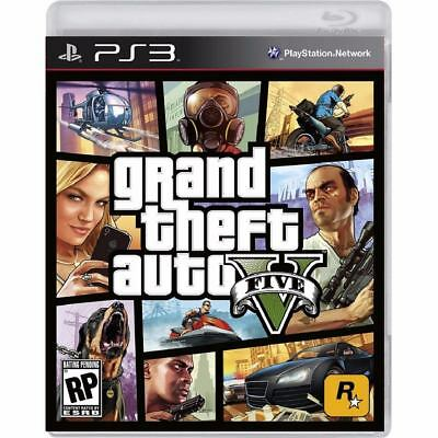 GTA V ✅✅ Play Station 3 ✅  BEST price on eBay ✅  GRAND THEFT AUTO ✅✅ (Gta V Best Price)