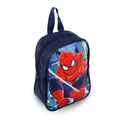 Zaino per Asilo Bimbi SPIDER-MAN zainetto in nylon bambini scuola materna -...