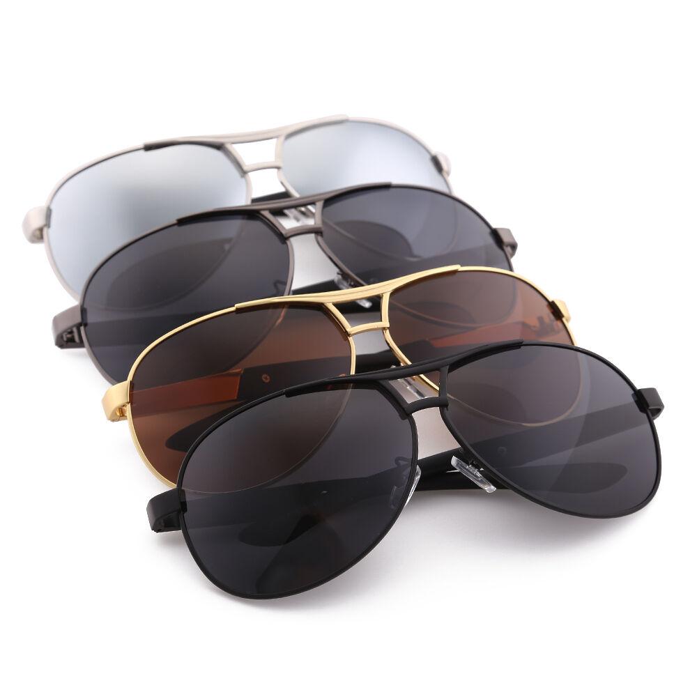 sonnenbrille aviator brillen herren uv 400 polarisiert. Black Bedroom Furniture Sets. Home Design Ideas
