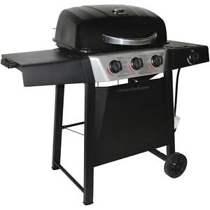 Brand New - 3 BURNER GAS BBQ - FULLY ASSEMBLED AND READY TO USE - Compare Big Box Store Surplus Prices!