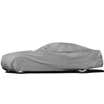 4-Layers Full Car Cover for OutDoor Sun Dust Scratch Rain WaterProof Breathable Was: $123.95 Now: $34.95 and Free Shipping.
