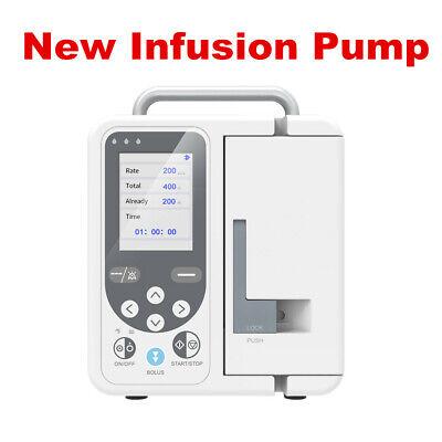 Contec Volumetric Infusion Pump Iv Fluid Flow Control Perfusor Accuracy Alarm