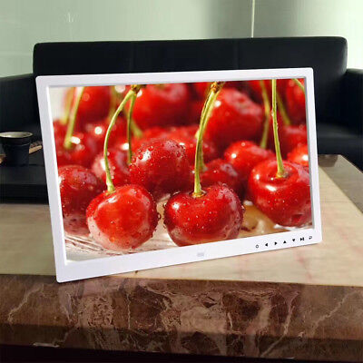 17 inch Front Touch Screen Button High-Definition Screen Digital Photo Frame NEW