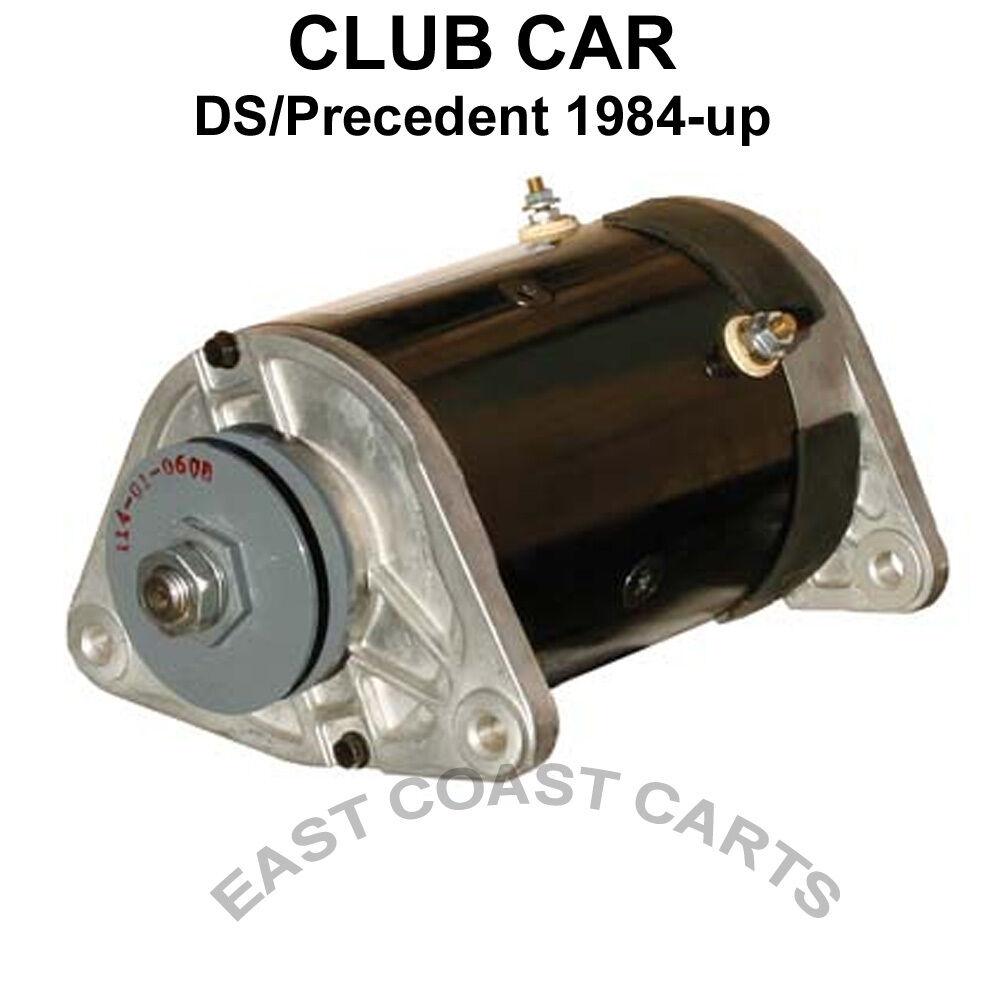 club car ds precedent 1983 39 up golf cart starter generator 1018337 01 1018294 ebay. Black Bedroom Furniture Sets. Home Design Ideas