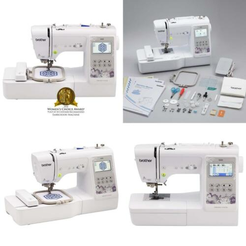 Brother Sewing Machine, SE600, Computerized and Embroidery M