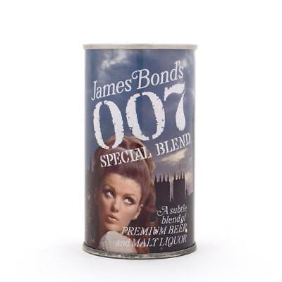 James Bond 007  Parliament  Beer Can Lot 2
