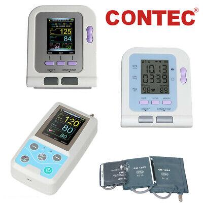 Contec Blood Pressure Monitor Nibp Machineadultpediatric Cuffs Spo2 Probe Sw