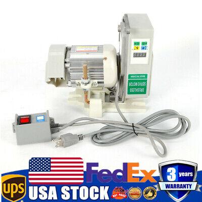 Sewing Machine Servo Motor Industrial Energy Saving Brushless Servo Motor 600w