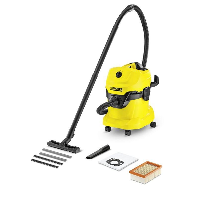 Karcher 1.348-115.0 WD4 Multi-Purpose Vacuum Cleaner