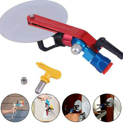 Universal Spray Guide Accessory Tool For Paint Sprayer 78 Kit With Tip Nozzle