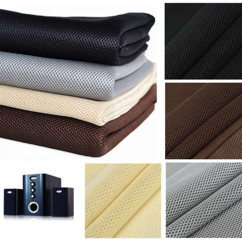 Mesh Fabric Dustproof Audio Cloth Grille
