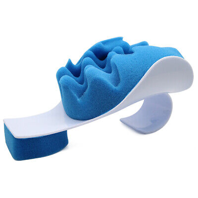 Neck and Shoulder Relaxing Pillow Relief Pain Device Traction Best TMJ