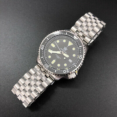 STEELDIVE SD1996AC SKX Automatic 200m Diver Watch NH35 **UK SUPPLIER**