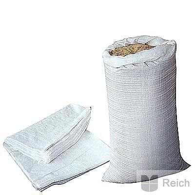 50 Pcs Pp Mesh Grain Sacks 100 kg Capacity Sacks 65 x 135 cm New