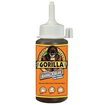 Gorilla Glue 50004 Multi-purpose Waterproof Adhesive 4 Oz