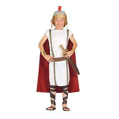 Roman Soldier  Warrior Child Costume For Fancy Dress Book Week Party - Warrior Costume For Kids