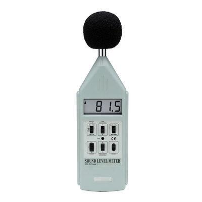Sound Level Meter Type 1 - 0.7 Db Measurement Nib Sper Scientific 840015